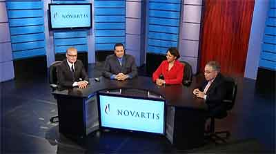 Live webcast for Novartis
