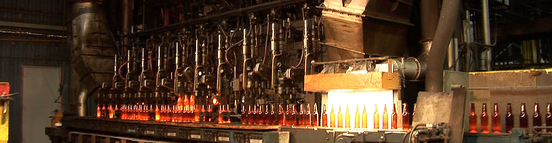 Bottle manufacturing facility